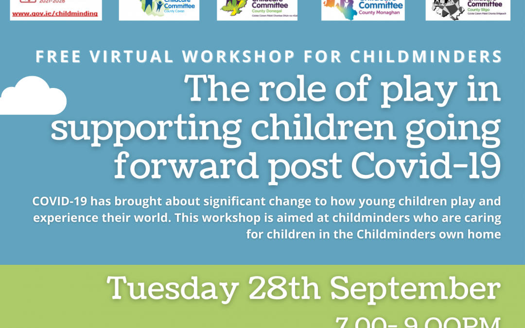 Calling all Childminders !!